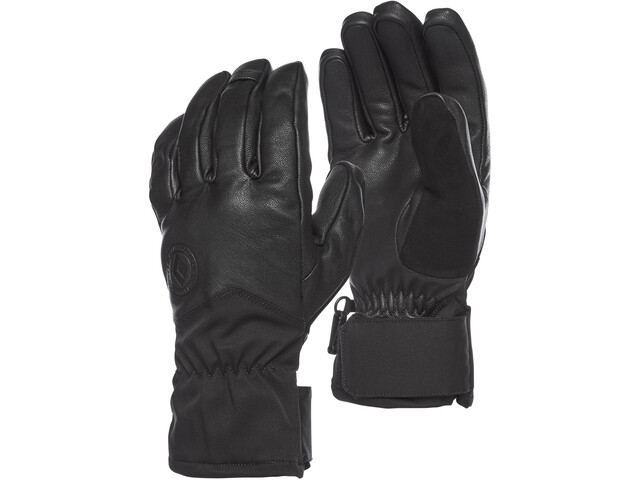 Black Diamond Tour Gloves Black